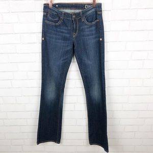 ReRock For Express Bootcut Jeans Size 28